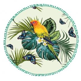 """Froté osuška """"Papagáj"""" 140cm"""