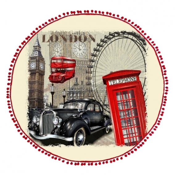 """Froté osuška """"London"""" 140cm"""