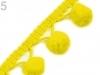 lem: bambule,  žltý 5